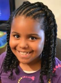 black little girl hair styles picture 1