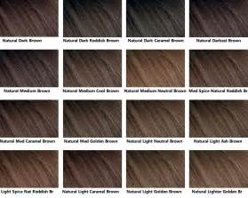 clariol hair color chart picture 18