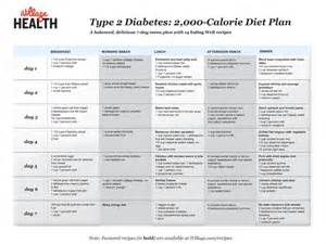 diet plan for diabetes picture 5