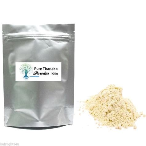 does thanaka powder and safflower oil is effective picture 1