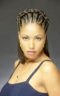 black hair style flat twists picture 7