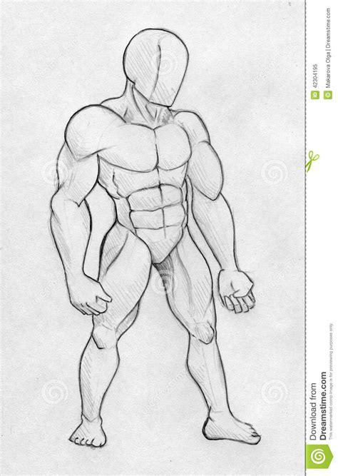 art muscle men picture 15