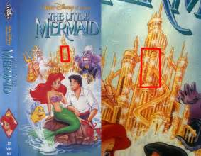 little mermaid golden penis picture 5