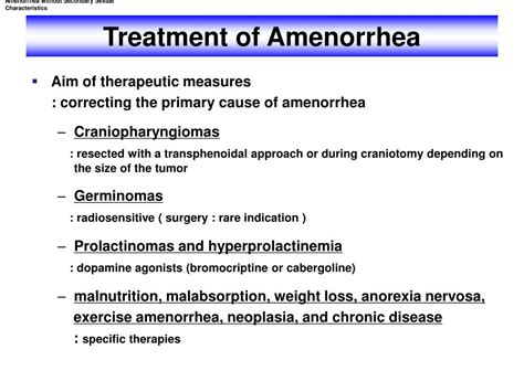 weight loss cured amenorrhea picture 7