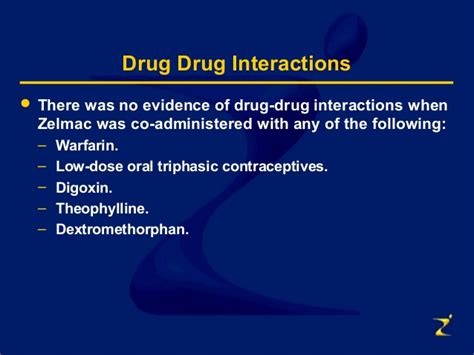 are there any drug interactions to be concerned picture 1