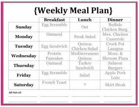diet plan meals picture 17