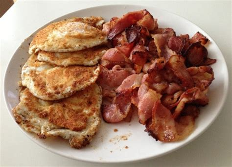 bacon and egg diet picture 1