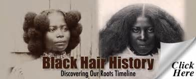 history of black hair care picture 1