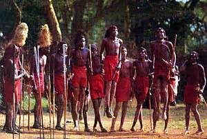 africa tribes life picture 3