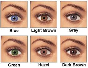 perfect hair color for your skin tone eyes picture 17