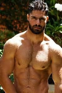 hairy muscle stud picture 9