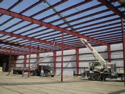 erection cost and pre-engineered steel building picture 3