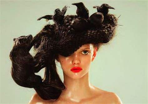 crazy hair styles picture 19