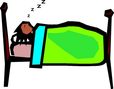 animated people sleeping picture 14