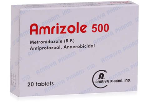 amryzole 500 tab picture 1
