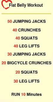 exercises for weight loss in stomach picture 2