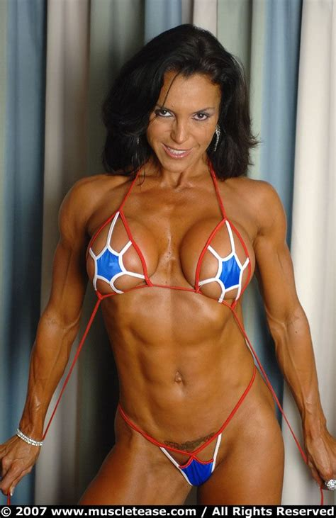 female p muscle picture 1