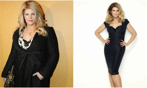 kristy alley weight loss picture 1