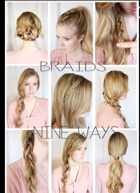 ways to do your hair picture 6
