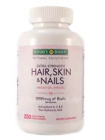 hair skin and nail vitamins picture 2
