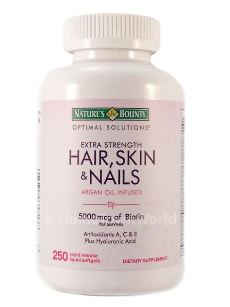 hair skin and nail vitamins by biosol picture 3