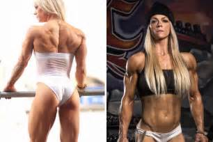 muscular females overpowering men picture 1
