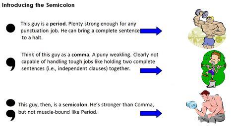when is a semi colon used picture 8