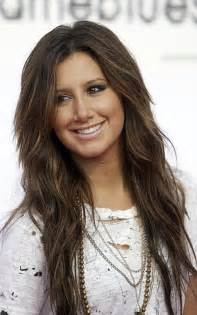 ashley tisdale with brown hair picture 1