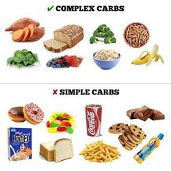 complex carbs list picture 2