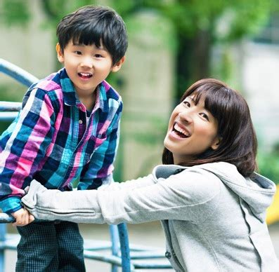 japanese mom and son frustration picture 15