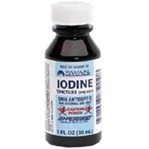 does iodine supplement lighten the skin picture 5