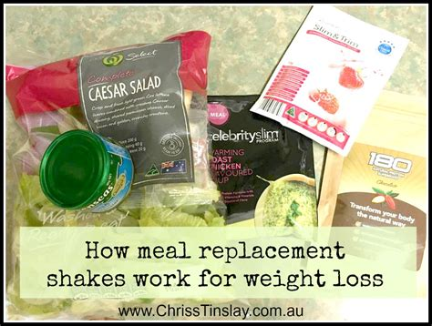 weight loss meal replacement drinks picture 13