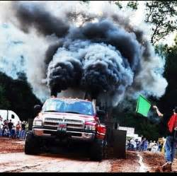dodge cummins smoke picture 5