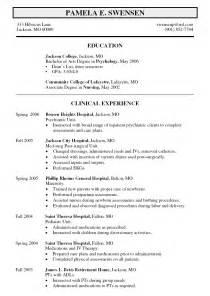 mental health job resume picture 3