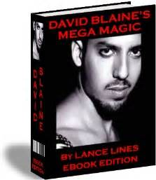 david blaine on master cleanse picture 1
