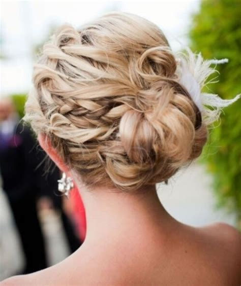 prom hair fomal wedding long picture 11