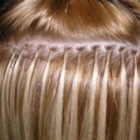 bonding hair extensions picture 2