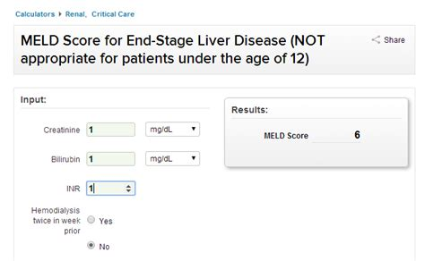 does canada use the meld score for liver picture 10