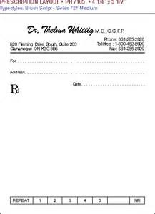 pri med medical prescription pads picture 3