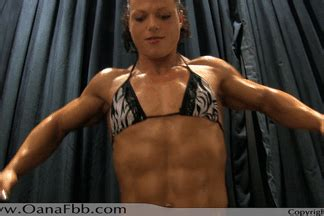 female muscle gif picture 15