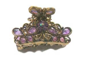 rinestone hair clips picture 19