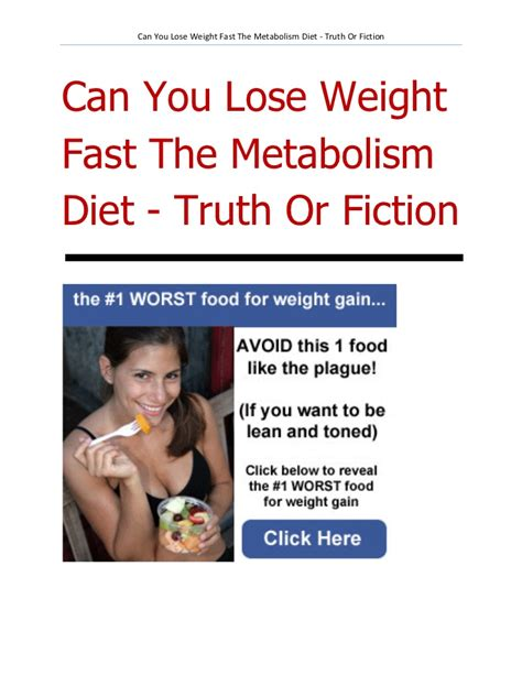 how fast can i lose weight on dietrine picture 4