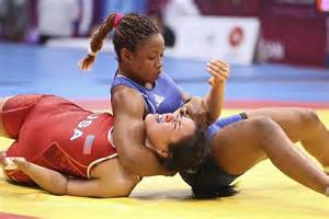 female musclewomen wrestling picture 7