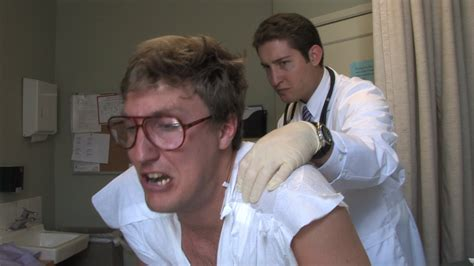 female doctor for prostate exam on man in picture 8