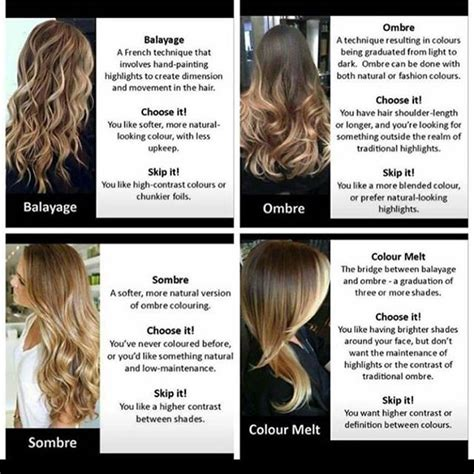 foil hair highlights tips picture 11