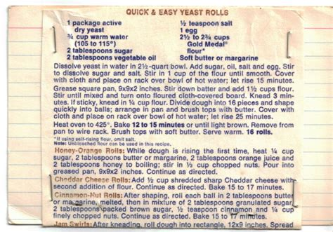 easy yeast roll recipe picture 9