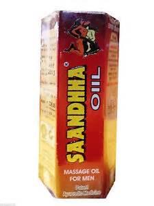 sanda oil for men picture 1