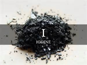 can i use iodine tencture for the iodine picture 4