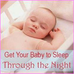 getting infants to sleep picture 7
