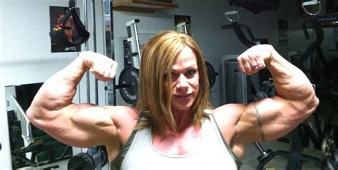female muscle and fitness picture 7